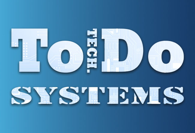 TODO Technology Systems logo